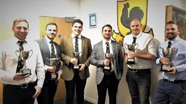 Pythons Awards Night – The Results!