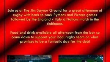 Double Header at The Jim Saynor Ground
