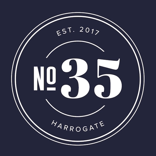 No. 35 Harrogate Speciality Coffee Shop supporting Harrogate Pythons RUFC