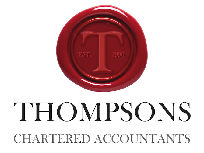 Thompsons Chartered Accountants supporting Harrogate Pythons RUFC