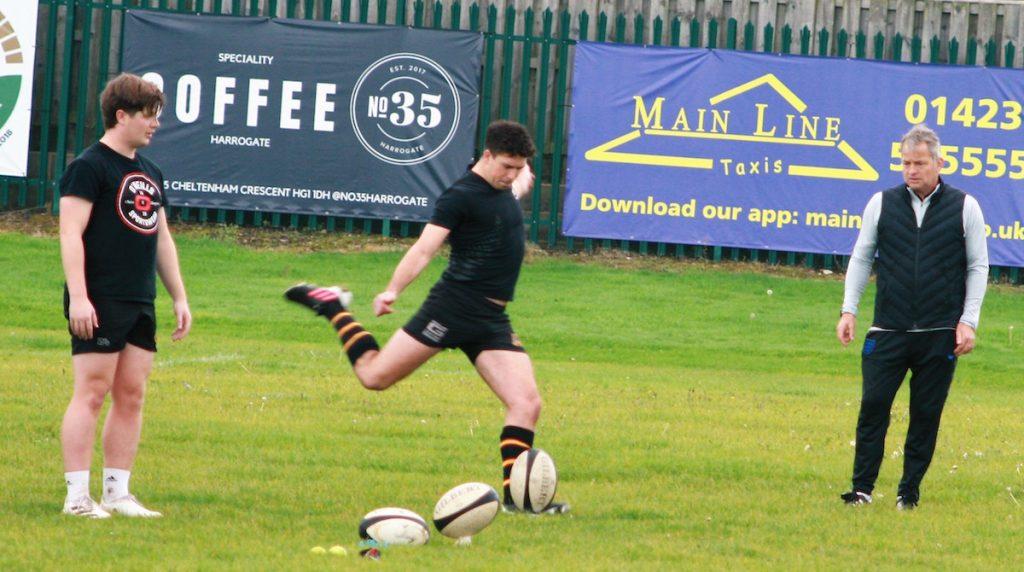 Harrogate Pythons Rugby Union Football Club